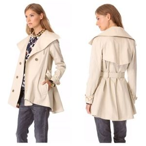 NWT Rebecca Minkoff • Jacqueline Trench Jacket